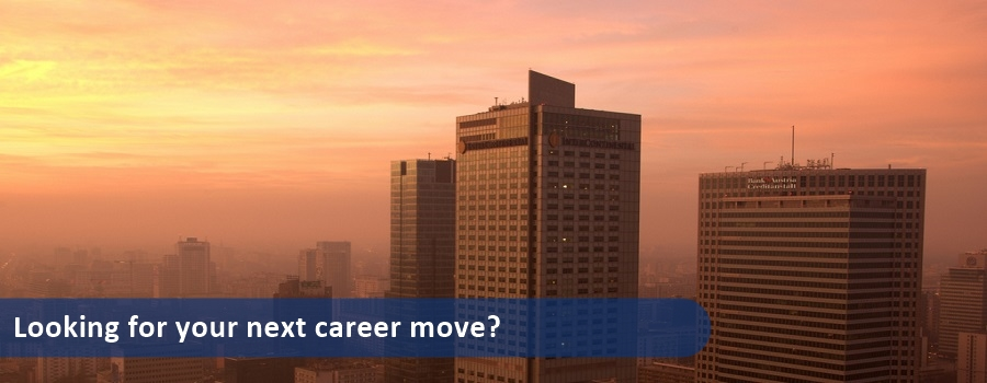 Looking For Your Next Career Move