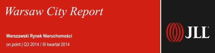 Real Estate Industry Reports - Warsaw City Report - Q4 2014